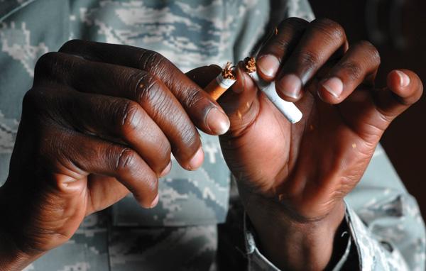 El tabaquismo. ¿Por qué es tan difícil dejar de fumar?