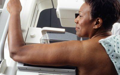 La mamografia. Una imagen que puede salvar tu vida.