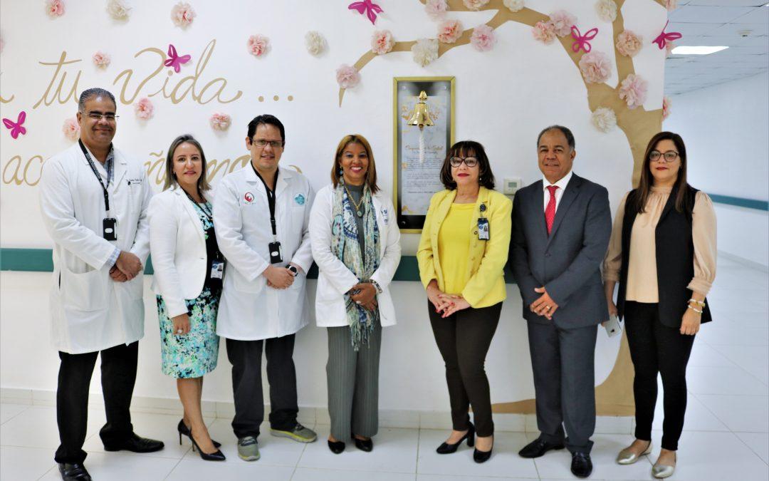 INCART devela «Campanas de la Salud» donadas por la empresa Antillana Dominicana
