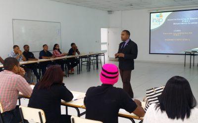 """INCART inicia Curso de """"Inducción a la Administración Pública"""""""