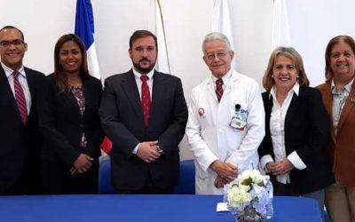 INCART y Grupo CTO firman acuerdo que contribuye a la formación de los médicos.