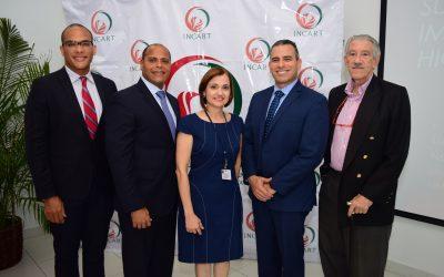 El Hima San Pablo compartió experiencia médica con dominicanos en INCART