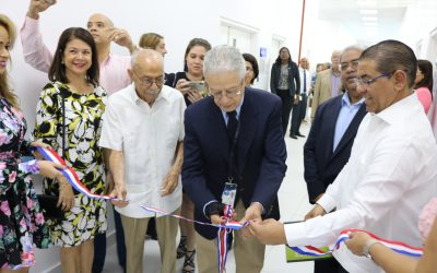 Inauguración de la Unidad de Patología y Medicina Oral en el INCART