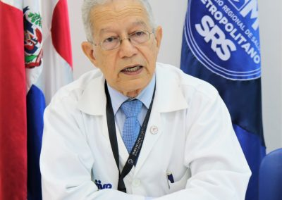 D. Nelson Báez, Director General del INCART