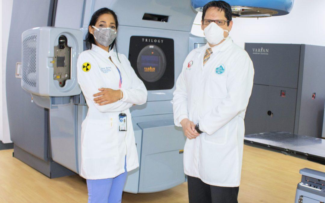 Centro de Radioncología del Instituto Nacional del Cáncer Rosa Emilia Sánchez Perez de Tavares (INCART)