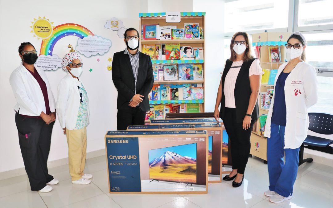 Grupo Ramos hace donación al Centro de Onco-Pediatría, COP INCART