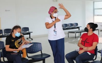 El INCART educa a sus pacientes