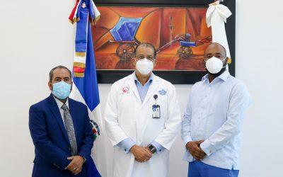 Gabinete de Política Social visita el INCART con el fin de colaborar en soluciones para nuestros pacientes