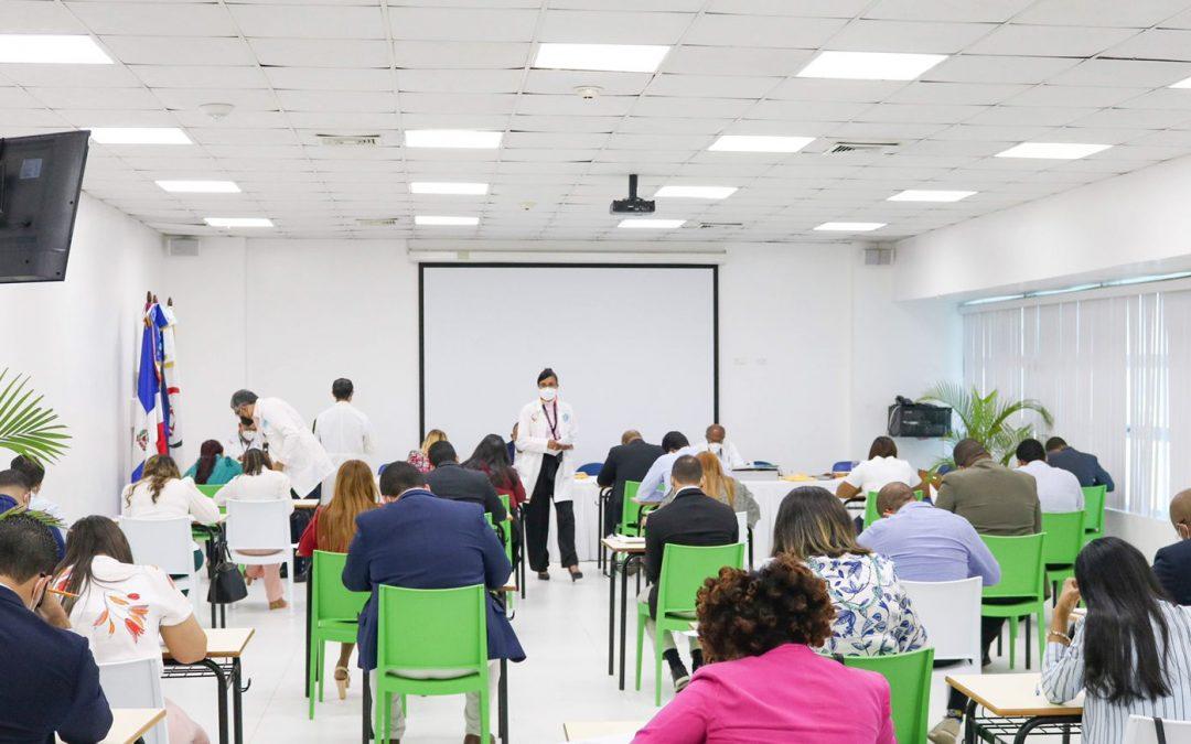 INCART evalúa aspirantes a Residencias Oncológicas